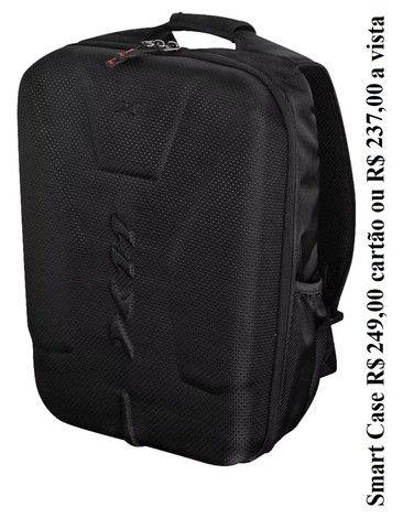 Mochila Hard Case X11 Moto Impermeável Bolsa Mala Notebook Laptop JL Parts - Foto 4