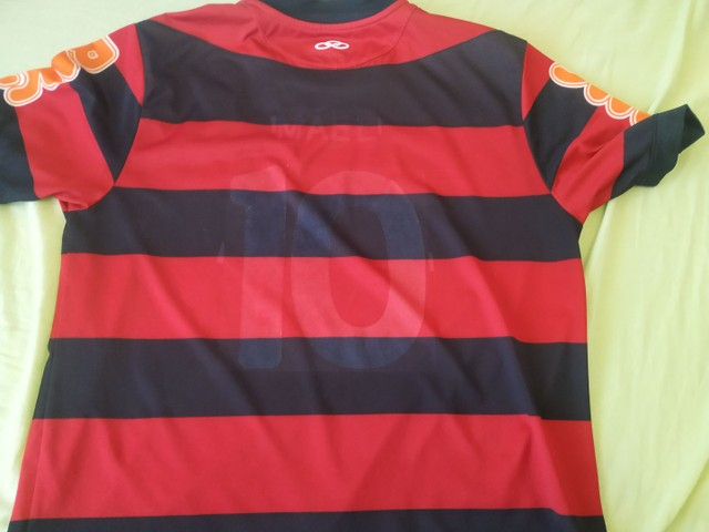 Camisa Olympikus Flamengo oficial M - Foto 3