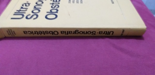 10 Livros De Ultrassonografia, Obstétrica, Pediátrica Etc