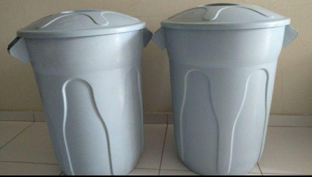 Dois botijoes de 100 litros em perfeito estado  - Foto 2