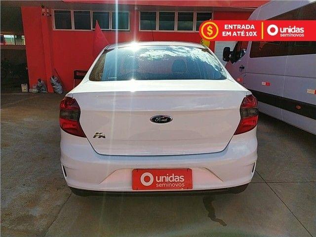 Ford Ka 2020 1.0 ti-vct flex se sedan manual - Foto 6
