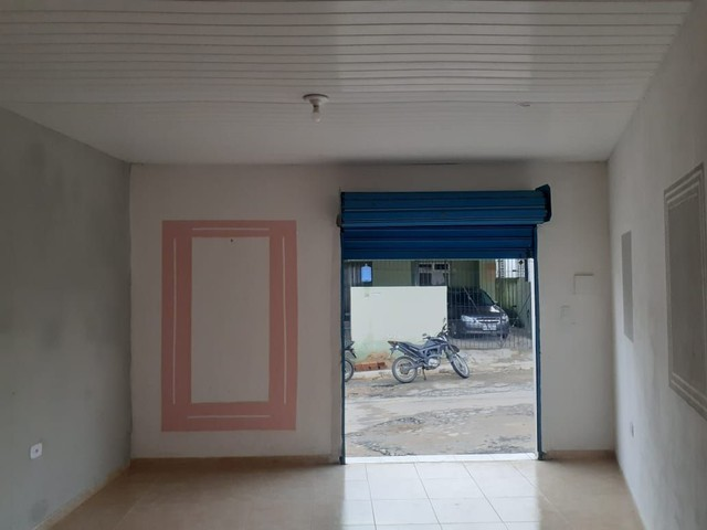 Aluga-se box pra comercio recém construído do novo na cerâmica e PVC valor 400 reias  - Foto 4
