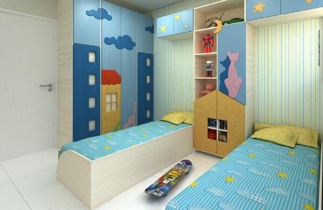 BR- Apartamento na Beira Mar de Casa Caida - 144m²   Varanda Gourmet Holanda Prime - Foto 8