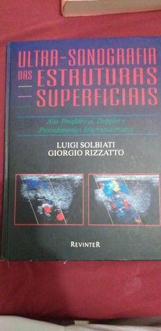 10 Livros De Ultrassonografia, Obstétrica, Pediátrica Etc - Foto 5