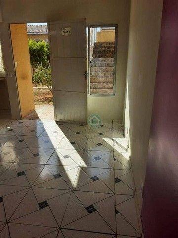 Apartamento com 2 dormitórios à venda, 42 m² por R$ 95.000,00 - Jardim Centro Oeste - Camp - Foto 9