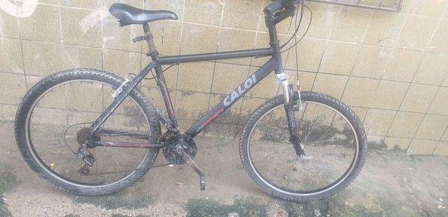 Bike kaloi aro 26 toda no aluminio - Foto 5