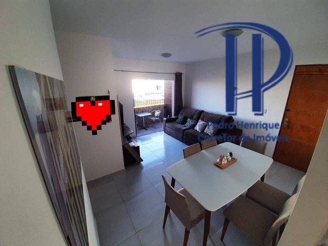 Apartamento à venda com 3 dormitórios em Jardim são paulo, João pessoa cod:382 - Foto 6