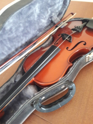 Violino com case - Foto 3