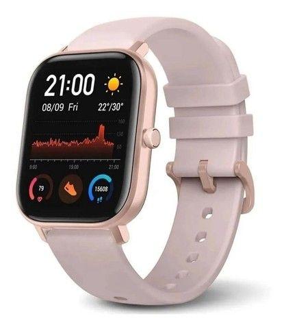 Promoção Dia Das Mãe!! Relógio Smartwatch Xiaomi Amazfit GTS Global GPS À Prova D' Água - Foto 6