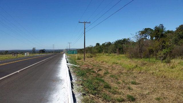 Área de 4 hectares e 9855 m². Saida para 3 Lagoas - Foto 3