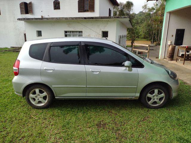 Honda fit 2005 impecável