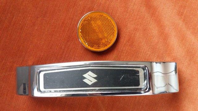 Emblema da bengala Intruder 125 - Foto 4