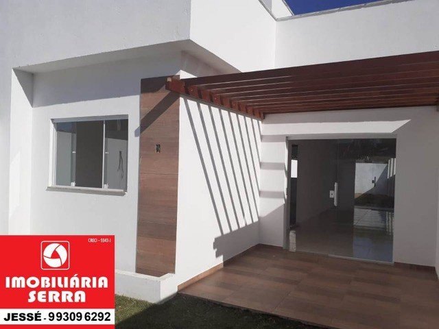 JES 003. Casa nova na Serra de 66M² em Jacaraipe 2 quartos com suíte. - Foto 5