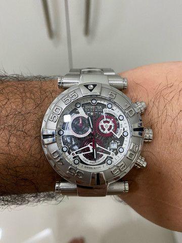 Vendo relógios originais ou aceito troca por iPhone 11 ou iPhone 11 Pro  - Foto 4
