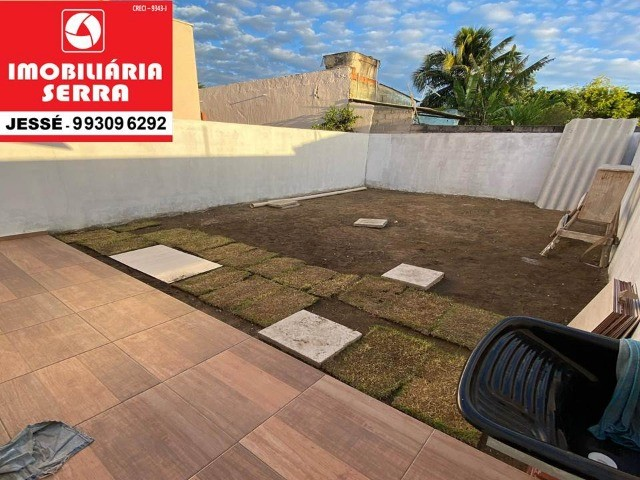 JES 001. Casa nova na Serra de 66M² em Jacaraipe 2 quartos com suíte. - Foto 8