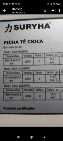 Cortina de Ar SRA-900PRC - Foto 3