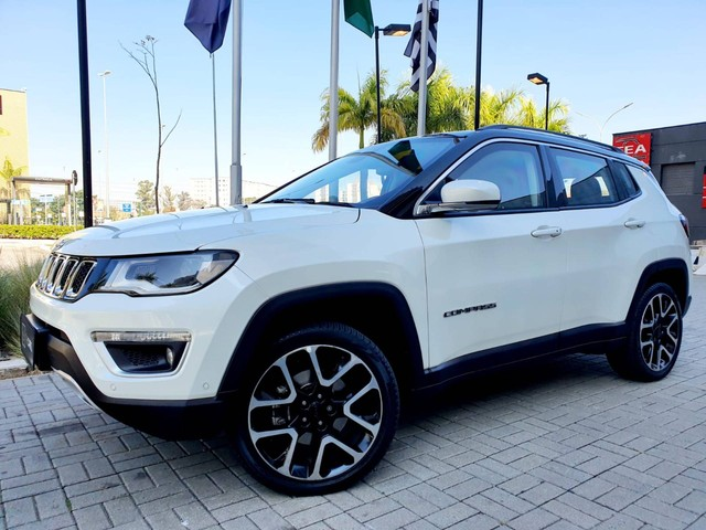 COMPASS 2019/2019 2.0 16V DIESEL LIMITED 4X4 AUTOMÁTICO