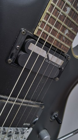 Guitarra Schecter Damien Platinum 6 FR-S - Foto 2