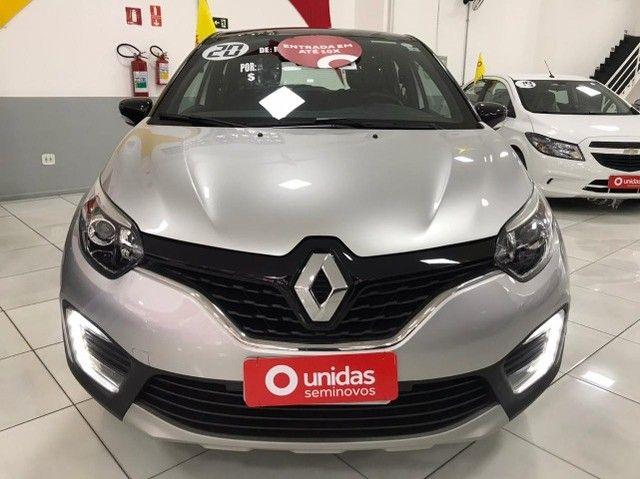 Renault Captur Intense 1.6  Flex Completo 12.000km - Foto 2