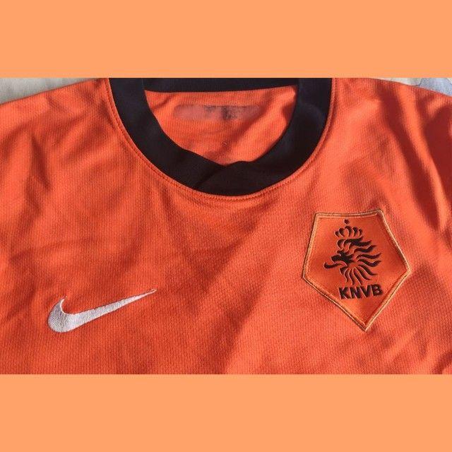 Camisa Holanda Nike - Foto 3
