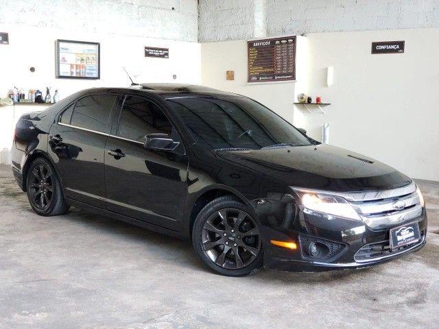 Ford Fusion V6 AWD 2011 leilão financeira.