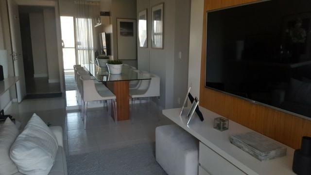 Nobre norte shopping 2 quartos com suite e vaga na escritura