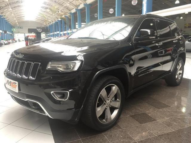 Amazing Jeep Grand Cherokee Limited 3.0 Diesel 2014 Leia O Anúncio