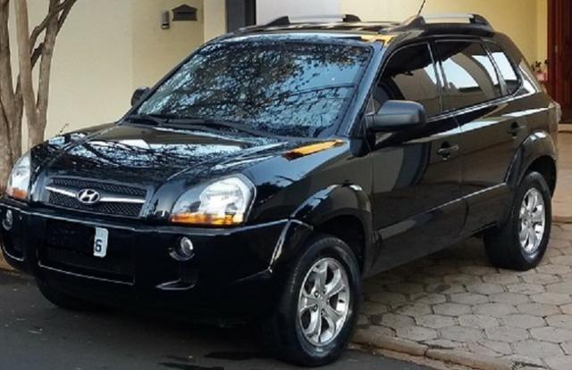 a23648a93f266 Hyundai Tucson 2.0 4x2 Aut. 5p - Impecável - Valor para venda, troca  verifique abaixo.