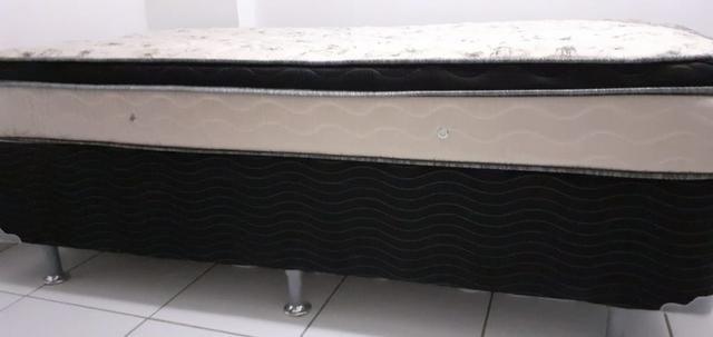 Cama Box Ortobom Solteiro - Foto 5