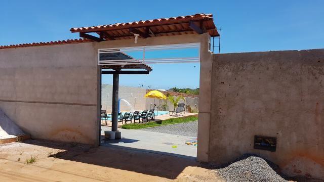 Alugo casa com piscina pra final de semana, em barra do Jacuípe, em condomínio fechado - Foto 6