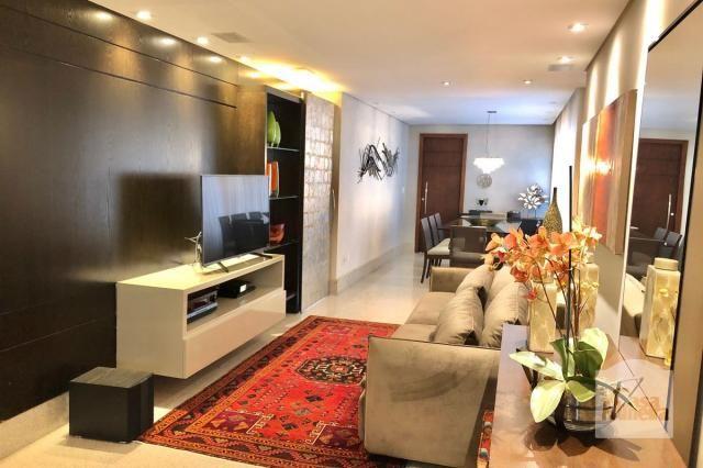 Apartamento à venda com 4 dormitórios em Gutierrez, Belo horizonte cod:258110 - Foto 2