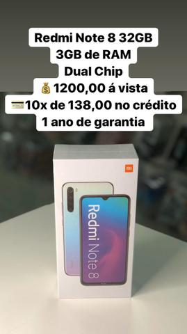 Vendo Redmi Note 8 32Gb