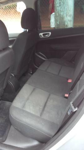 Peugeot 307 Sedan Teto Solar Completa - Foto 5