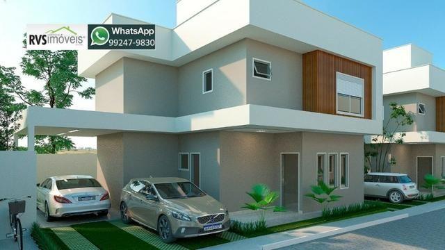 Casa em condomínio 3 quartos 3 suítes, 134m2, lançamento, entrada facilitada!