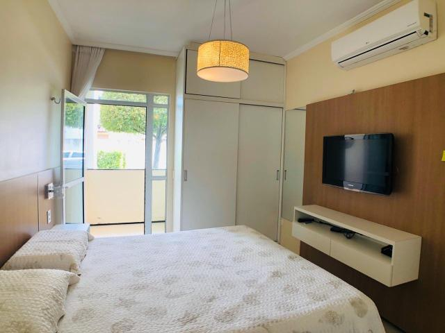 CA0923 - Casa plana com 3 suítes, dependência e lazer completo em condomínio fechado - Foto 15