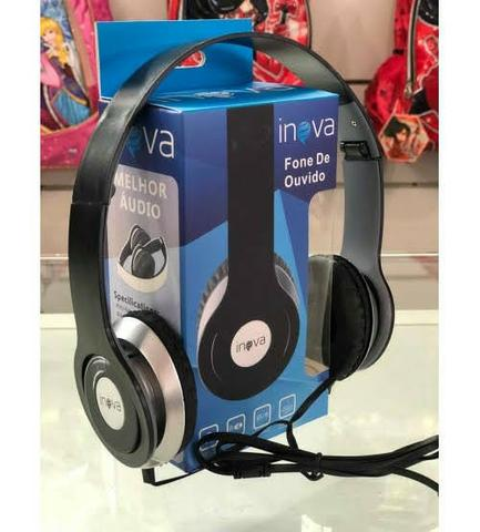 Fone de ouvido inova - Foto 2