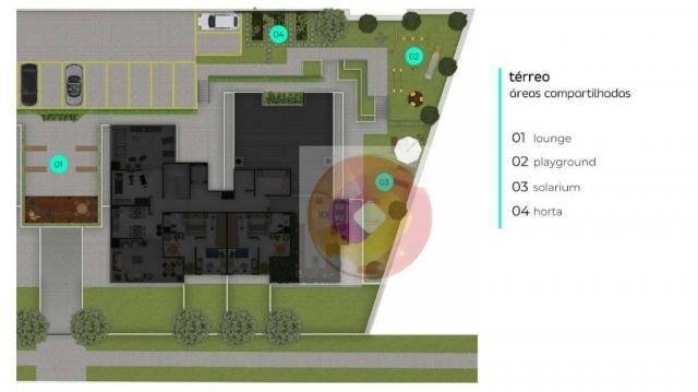 Apartamento com 2 dormitórios à venda, 48 m² por R$ 214.900,00 - Campo Comprido - Curitiba - Foto 20