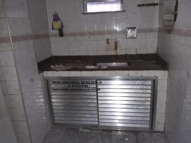 Nilópolis - Casa Duplex 2 quartos - Foto 6