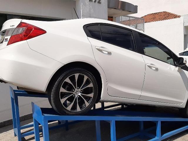 Vendo Honda Civic 2014/2015 LXR 2.0 Branco - Foto 2