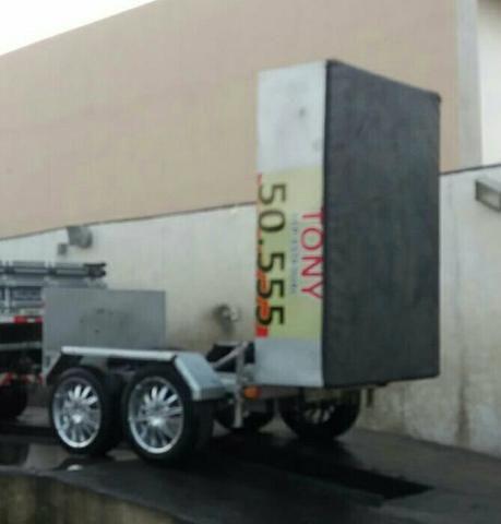 Vendo paredão hidraulico - Foto 2