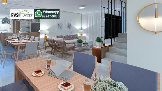 Casa em condomínio 3 quartos 3 suítes, 134m2, lançamento, entrada facilitada! - Foto 5