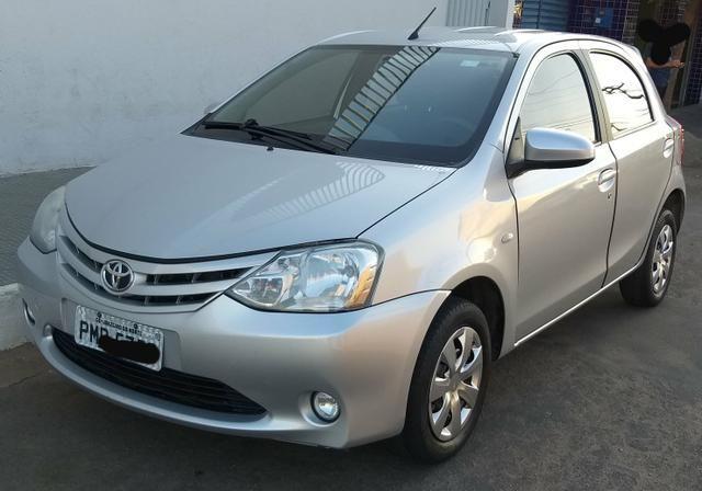 Toyota Etios X 1.3 2014/15