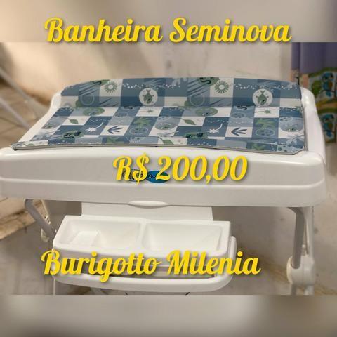 Banheira milenia Burigotto Cor Masculina, Lindissima
