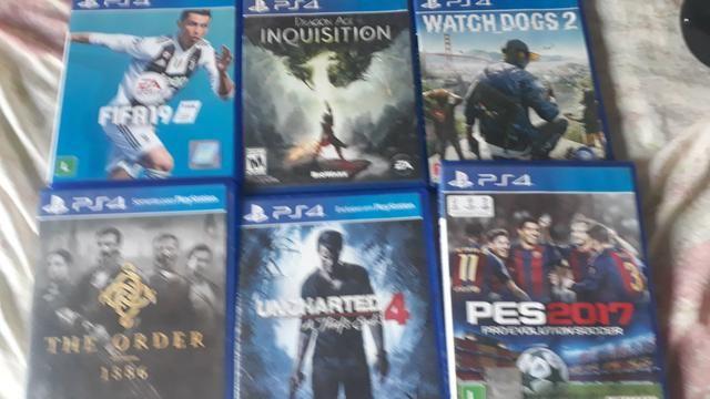 Vendo jogos top do play 4 - Foto 4