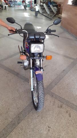 Cg 125 ano 98 emplacada relíquia kleyton motos zap * - Foto 5