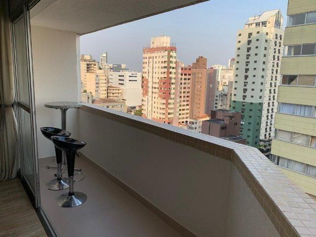 F-AP1507 Apartamento com 3 dormitórios à venda, 138 m² por R$ 899.000 - Centro - Foto 6