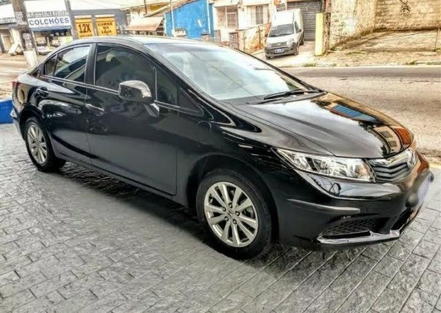 Honda civic 1.8 lxs flex aut. 2013