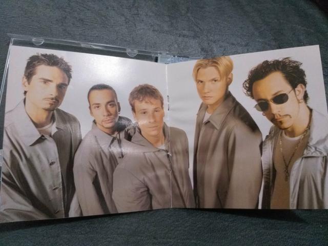 CD do Backstreet Boys - Foto 3