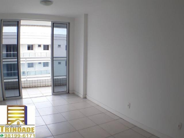 T- Apartamento Calhau, Próximo a Praia _ 3 Quartos