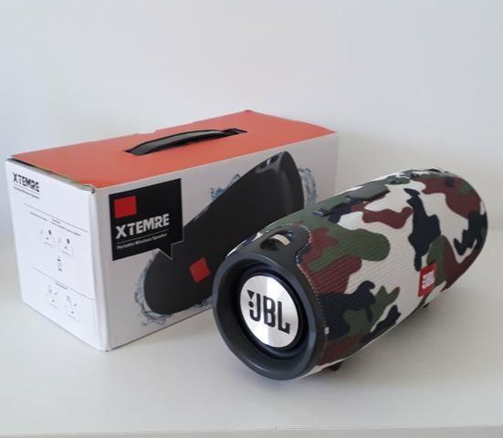 Caixa de som JBL Xtreme Mini - Nova - Frete Grátis - Garantia - Foto 2
